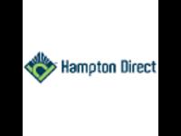 Hampton Inn & Suites logo