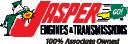 Jasper Engines & Transmissions logo