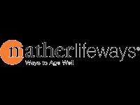 MATHER LIFEWAYS logo