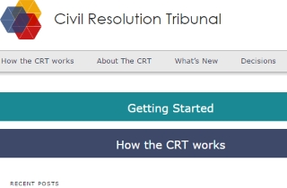Civil Resolution Tribunal