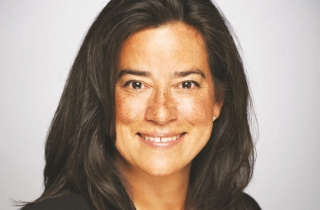 Jody Wilson-Raybould, federal Minister of Justice and Attorney General