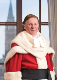 Justice Malcolm Rowe
