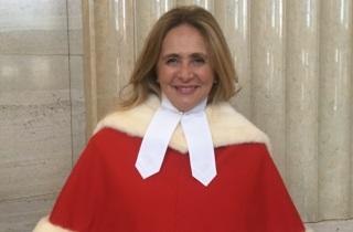 Justice Sheilah Martin