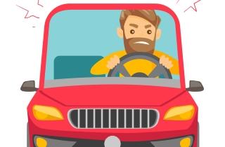 Weird driver