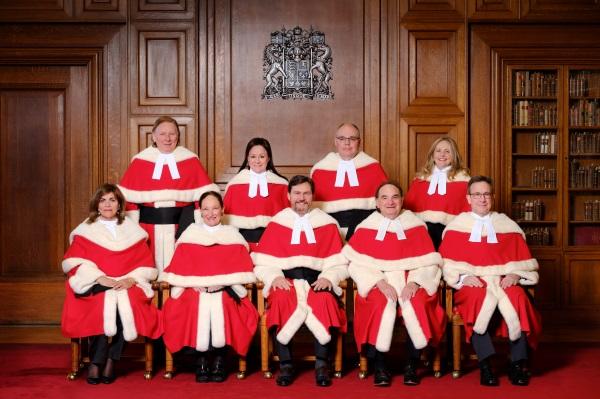 SCC Judges