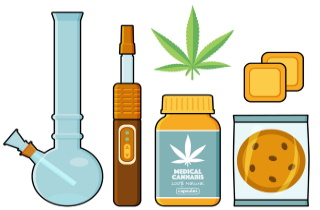 Forms of cannabis
