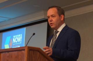 Doug Downey sm FDRIO Conference
