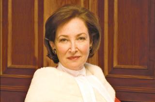 Supreme Court Justice Rosalie Silberman Abella