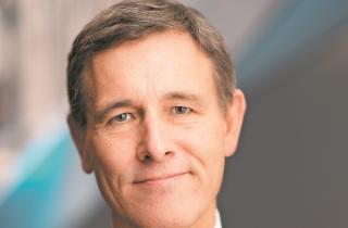 B.C. law society president Craig Ferris