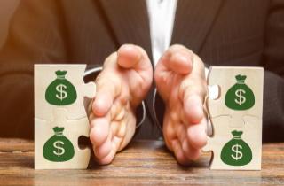 Dividing money