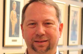 CBABC president Ken Armstrong