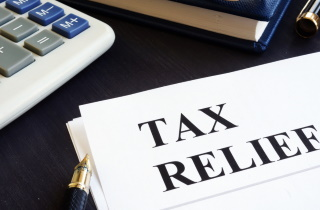 Tax relief document