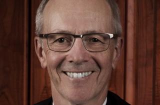 Ontario Chief Justice George Strathy