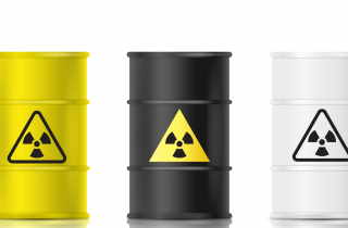 Nuclear Waste Cans