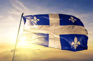 quebecflaginsunlight