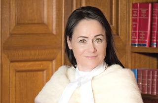 Justice Suzanne Côté