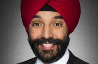 Innovation, Science and Industry Minister Navdeep Bains