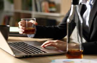 drinkingatwork