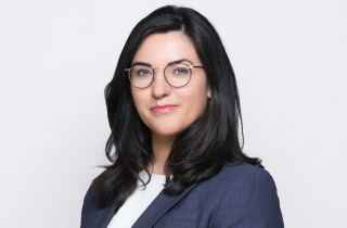 Miriam Clouthier, a Montreal lawyer with IMK LLP