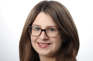 Alexandra Philippot, student with the L. Kerry Vickar Business Law Clinic