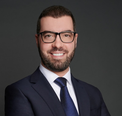 Jean-Philippe Marcoux, a Montreal criminal lawyer with Marcoux Elayoubi Raymond LLP