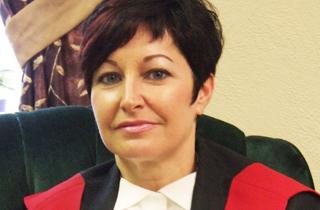 Nova Scotia Chief Judge Pamela Williams