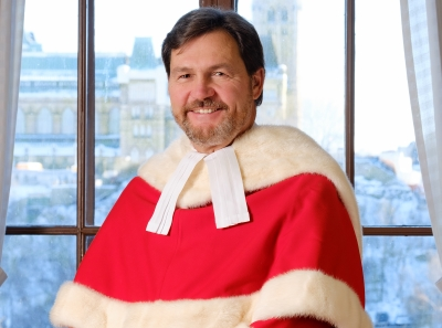 """Chief Justice Richard Wagner says that Parliament did not discriminate against young people by denying them the automatic right of appeal to the Supreme Court in criminal matters but """"responded to the reality of their lives by balancing the benefits of appellate review against the harms inherent in that process."""""""