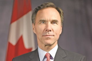 Bill Morneau, former federal finance minister.