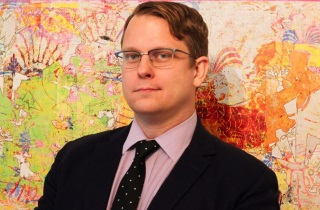 Benjamin Ralston, University of Saskatchewan College of Law