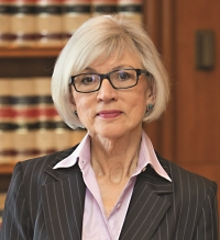 Beverley McLachlin, former Chief Justice of Canada and member of the Modern Advocacy Advisory Group