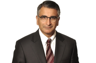 Justice Mahmud Jamal, nominated to the Supreme Court of Canada