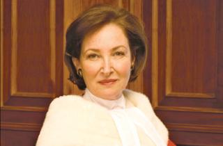 Justice Rosalie Abella
