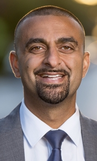 B.C. Minister of Jobs, Economic Recovery and Innovation Ravi Kahlon