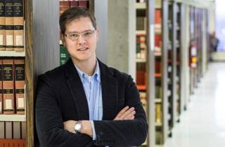 Finn Makela, law professor at the Université de Sherbrooke
