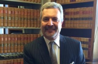 Justice Glenn Joyal, Chief Justice of Manitoba