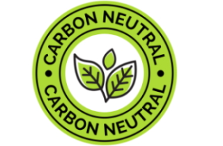 Carbon Neutral stamp