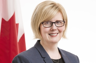 Carla Qualtrough, minister of employment, workforce development and disability inclusion