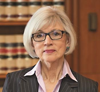 former chief justice of Canada Beverley McLachlin