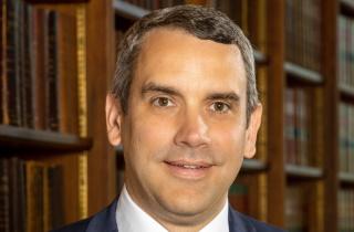 Michael White, president of the Toronto Lawyers' Association