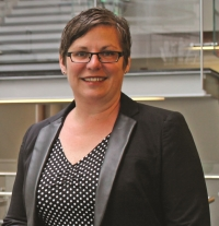 UBC Criminal Law Professor Debra Parkes