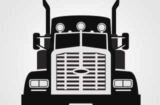 Big truck heading your way