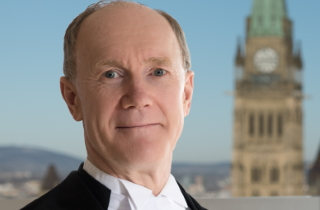 Chief Justice Paul Crampton