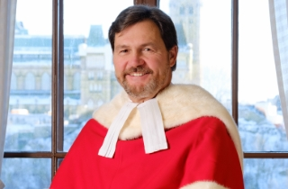 Chief Justice of Canada Richard Wagner