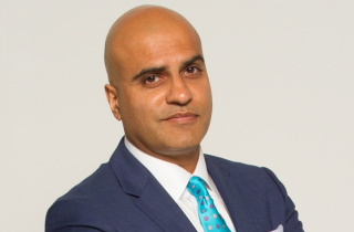 Nainesh Kotak, founder of Kotak Personal Injury Law