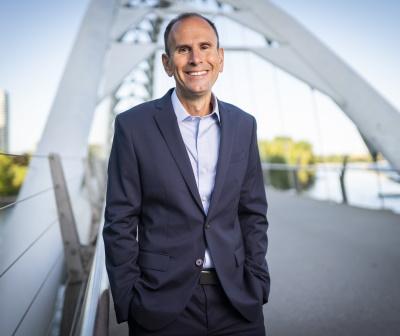 Canadian Bar Association president Stephen Rotstein