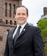 Doug Downey, Ontario Attorney General