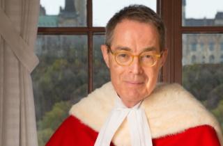 Supreme Court Justice Nicholas Kasirer