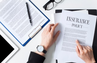 Hands on insurance policy