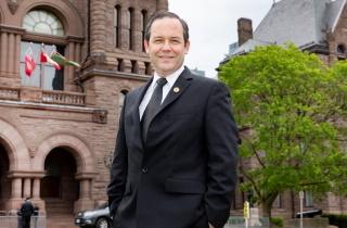 Doug Downey, Attorney General of Ontario
