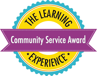 Outstanding Achievement in Community Service Award - 2014